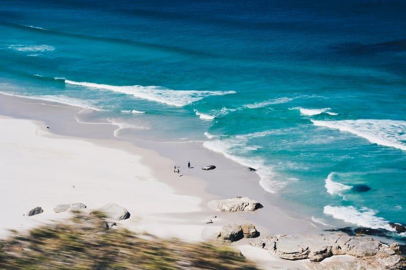La plage de Noordhoek