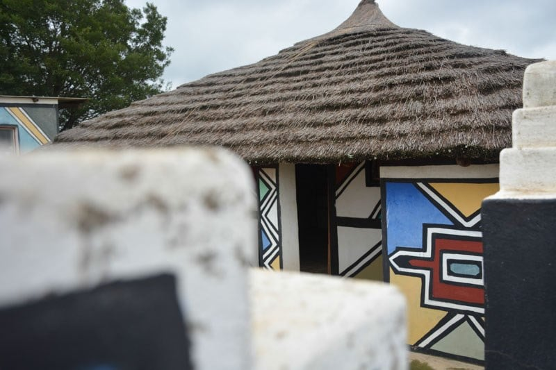Village Ndebele