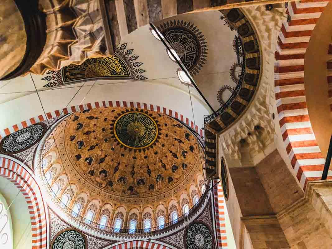 La mosquée de Soliman