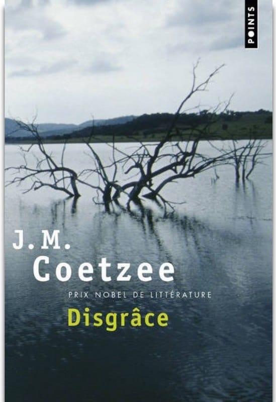 Disgrâce de Coetzee