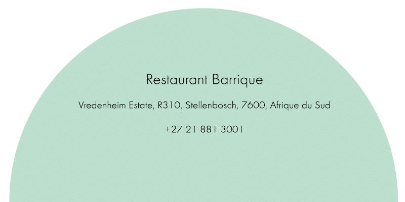 Restaurant Barrique