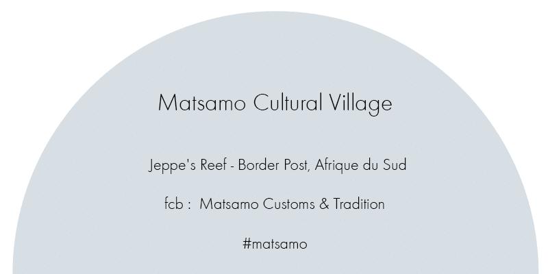 Matsamo Cultural Village