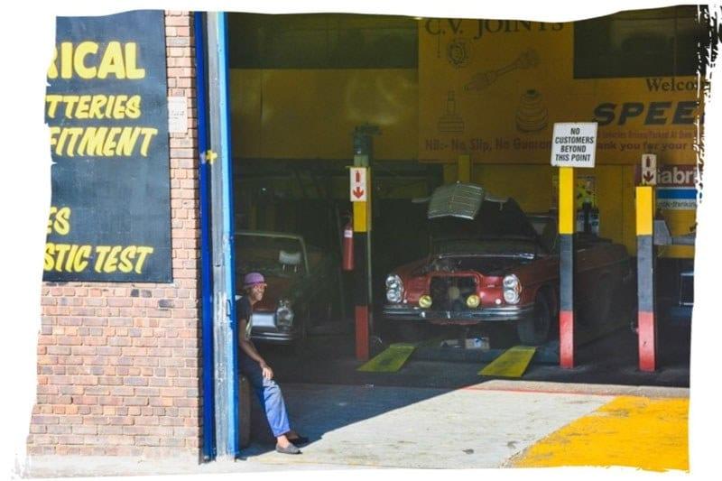 Garage Soweto