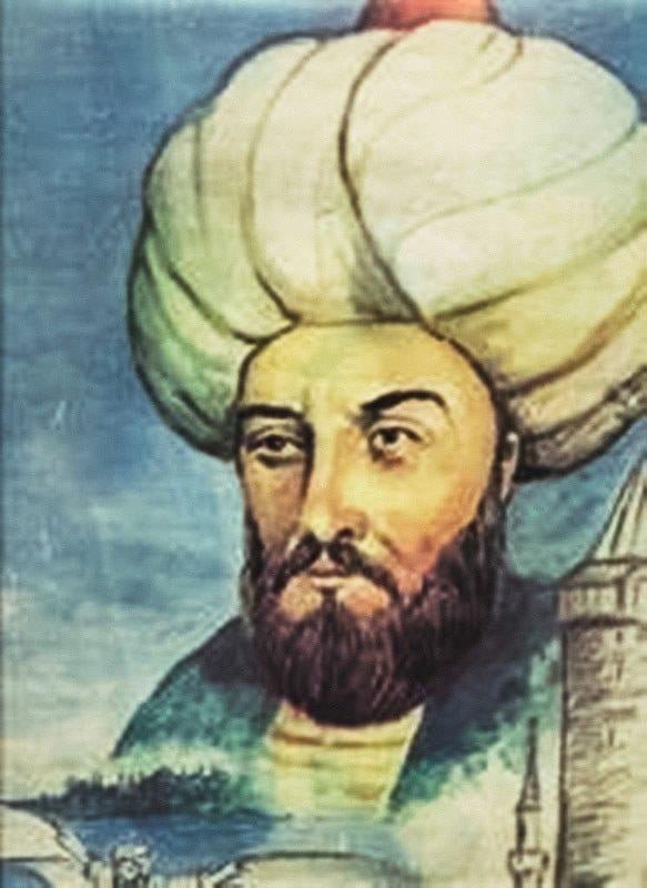 Hezârfen Ahmed Çelebi