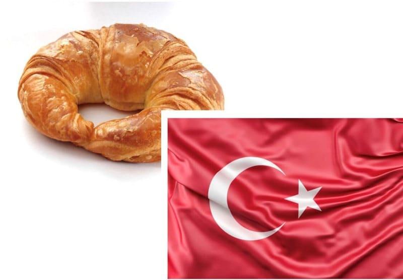 Croissant turc