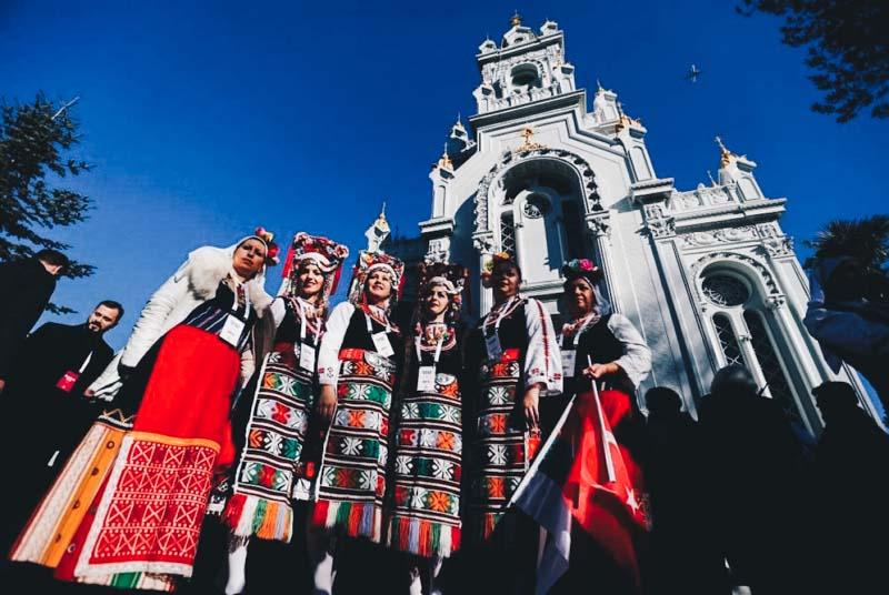 Eglise Saint Stéphane des Bulgares