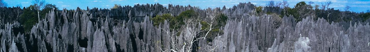 Tsingy de Behamara
