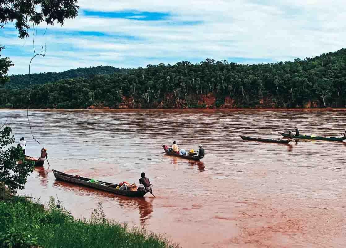 Fleuve Tsiribihina
