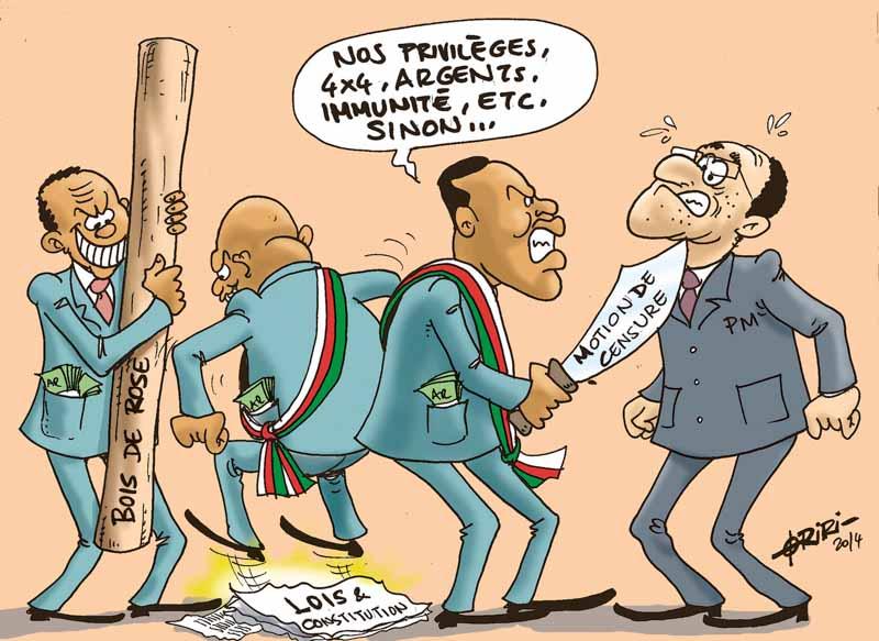 Corruption Madagascar