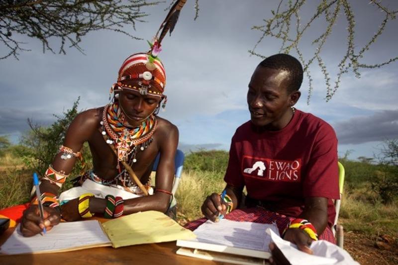 Masai - Lion Conservation Fund
