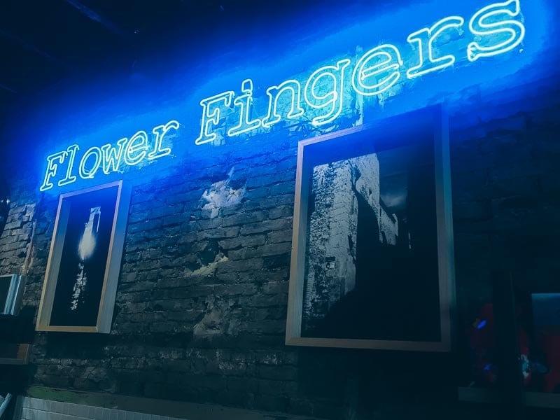 Flowers Fingers