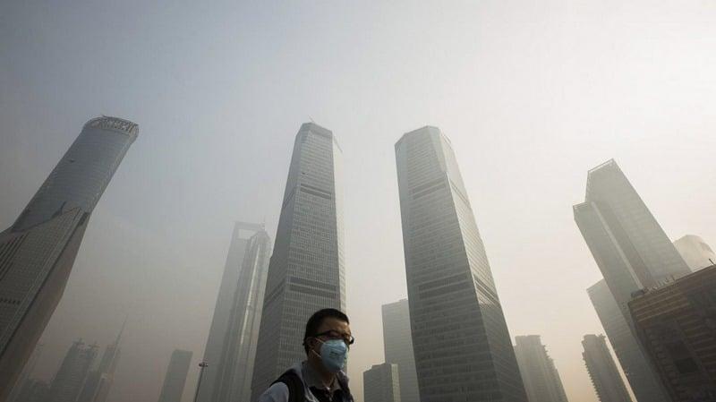 Airpocalypse à Shanghai
