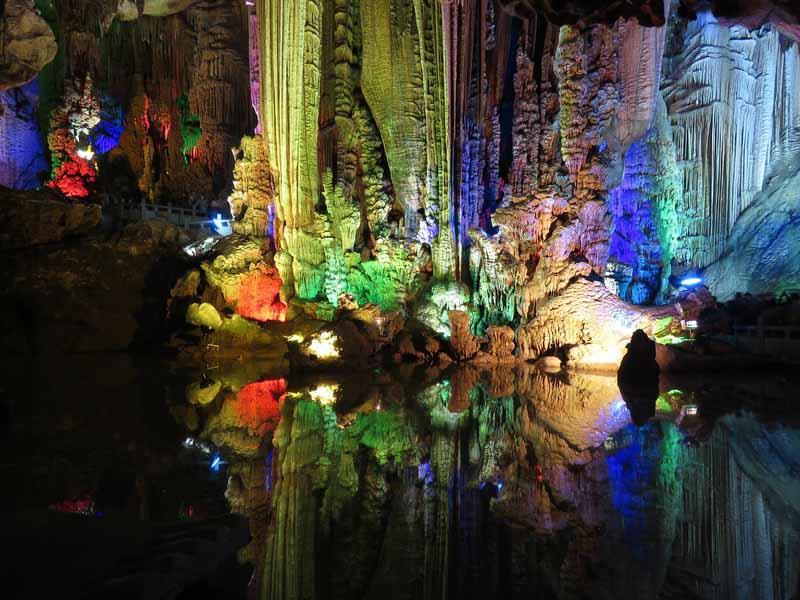 Grotte de Flûte de Roseau