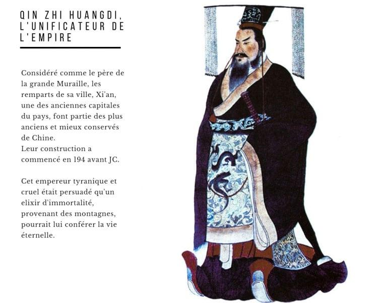 Qin Zhi Huangdi