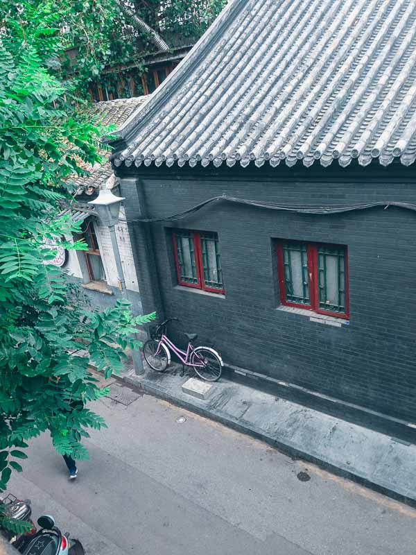 Hutong Pekin