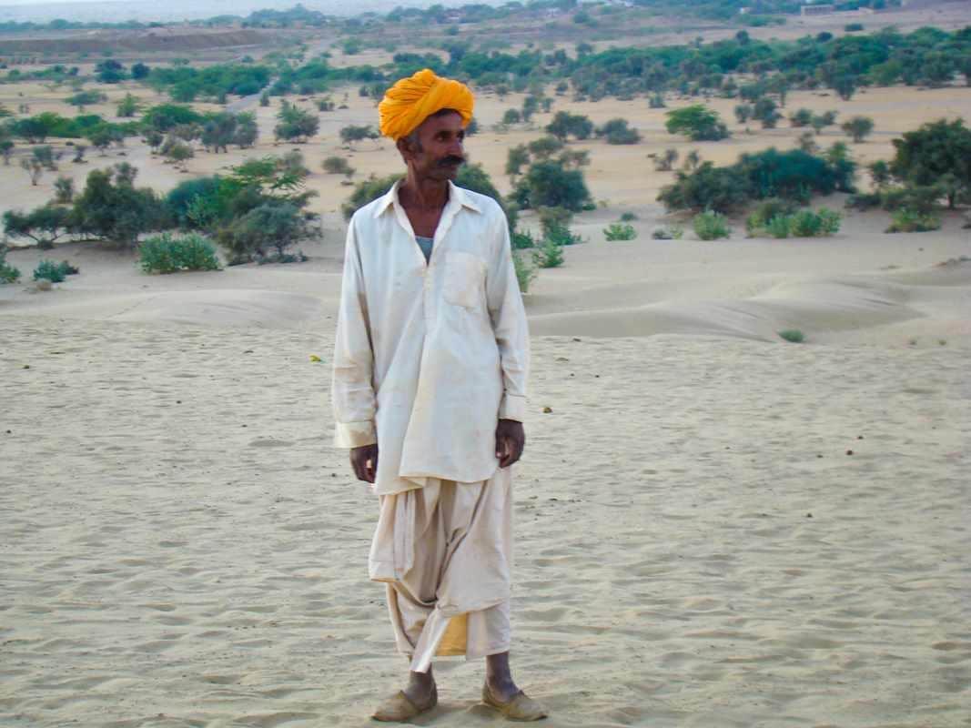 Désert du Thar – Rajasthan