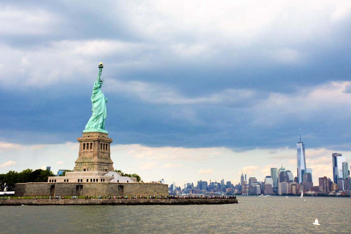 Liberty Island – New York