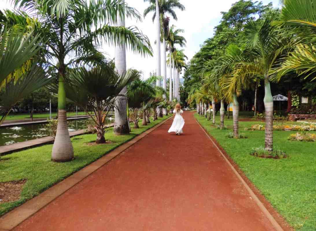 Jardin de l'Etat – La Réunion