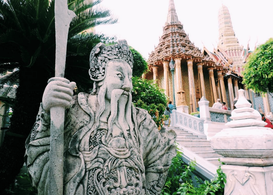 Palais Royal de Bangkok – Thailande