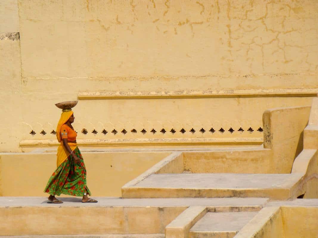 Fort d'Amber – Inde