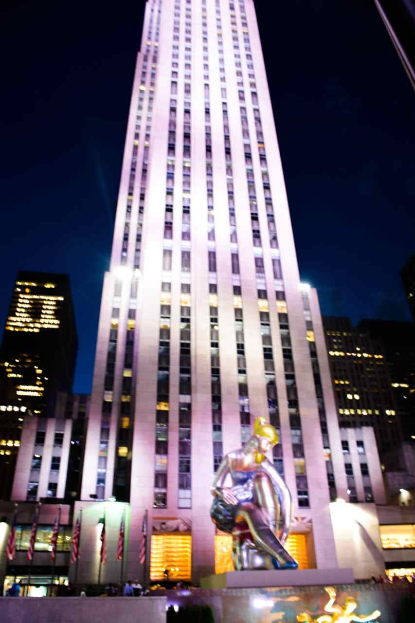 Rockefeller Center – New York