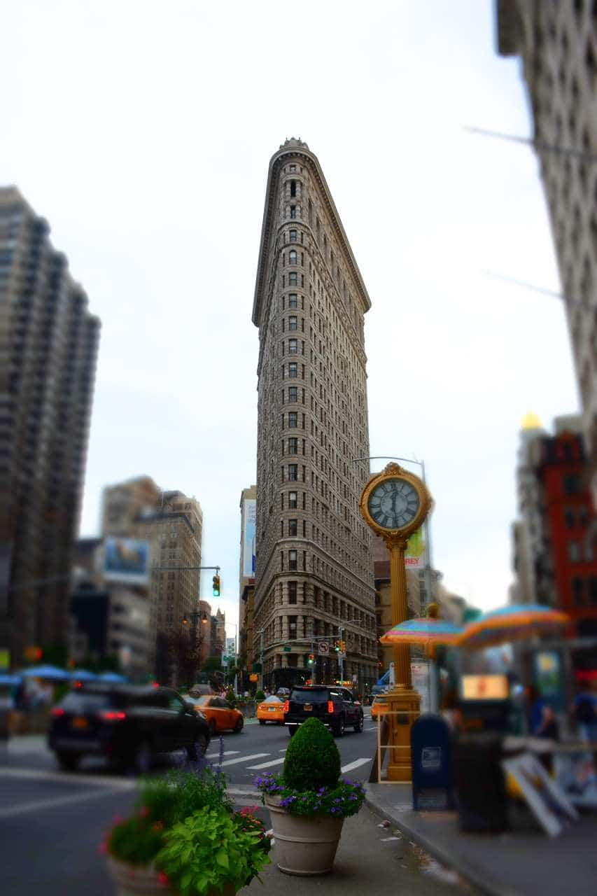 Flat Iron –  New York