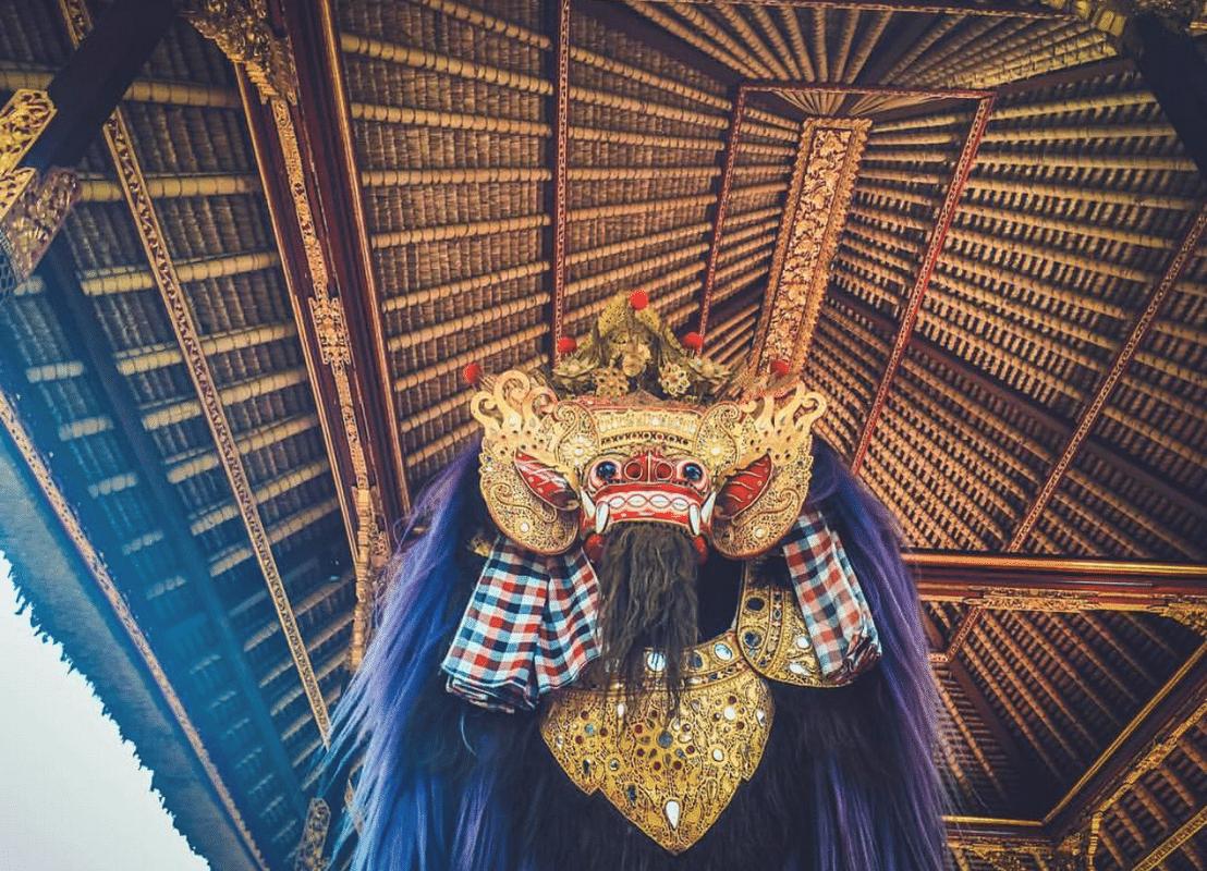 Puri Saraswati – Indonésie