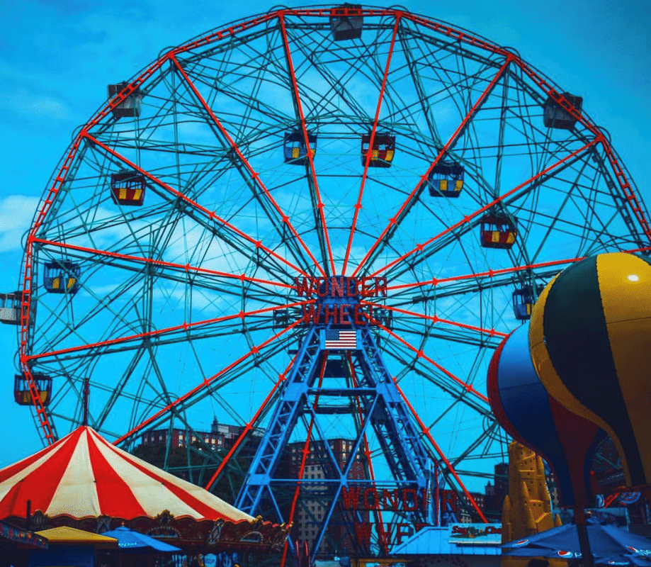 Coney Island –  Etat de New York