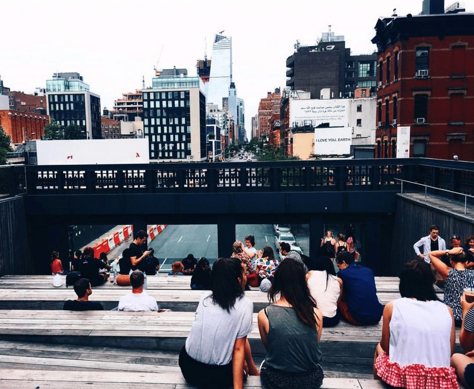 High Line –  New York