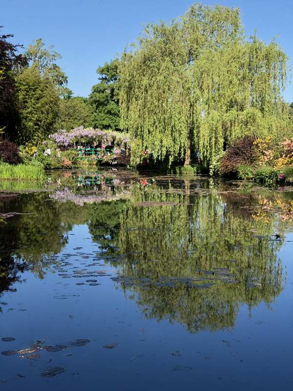 Jardin de Monet –  France