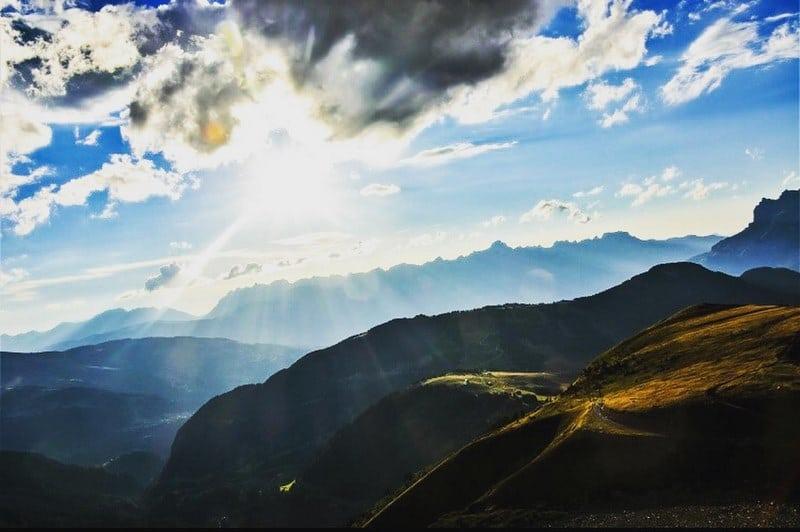 Mont Blanc –  France