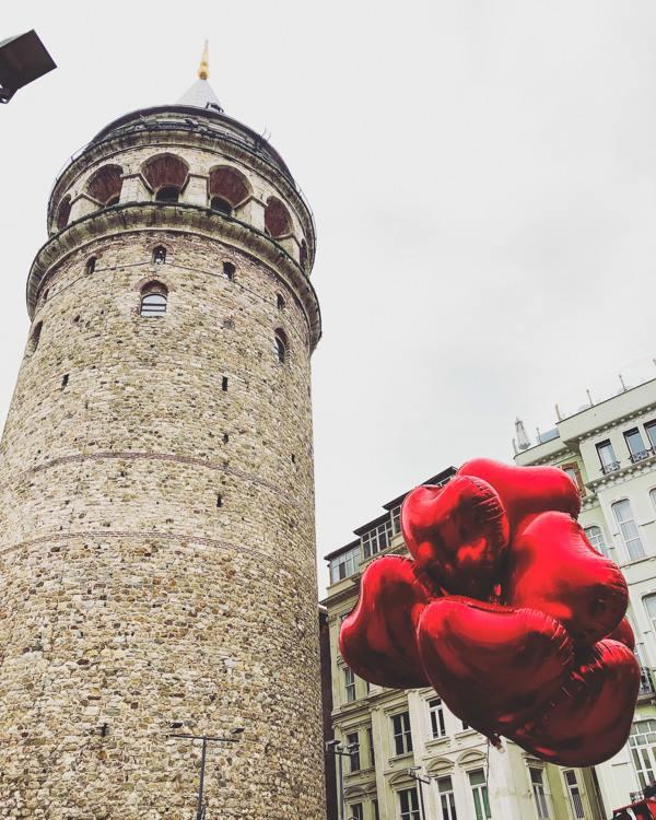 Tour de Galata – Istanbul