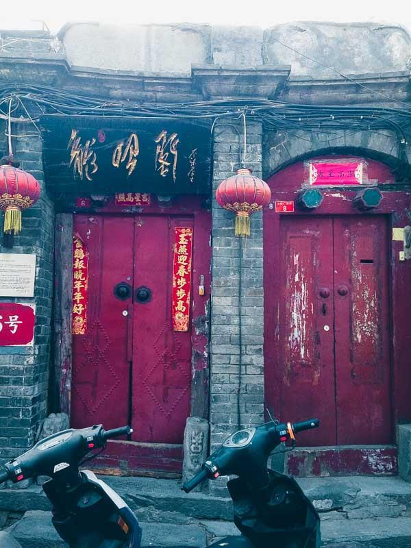 Hutong – Chine