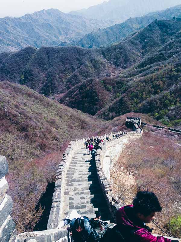 Grande Muraille – Chine